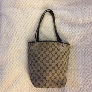 🔥🔥🔥 Gucci canvas handbag 🔥🔥🔥